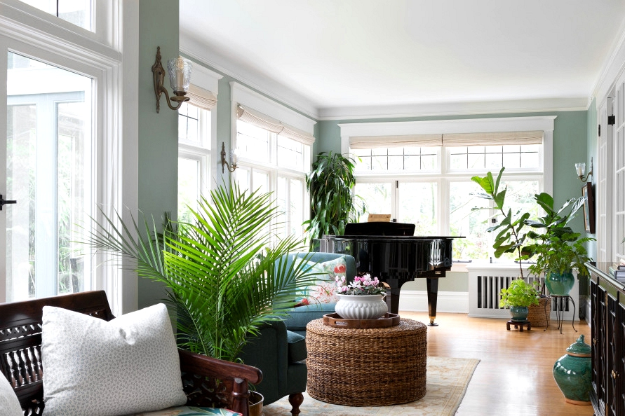 18 Majestic Conventional Sunroom Designs For Any Season