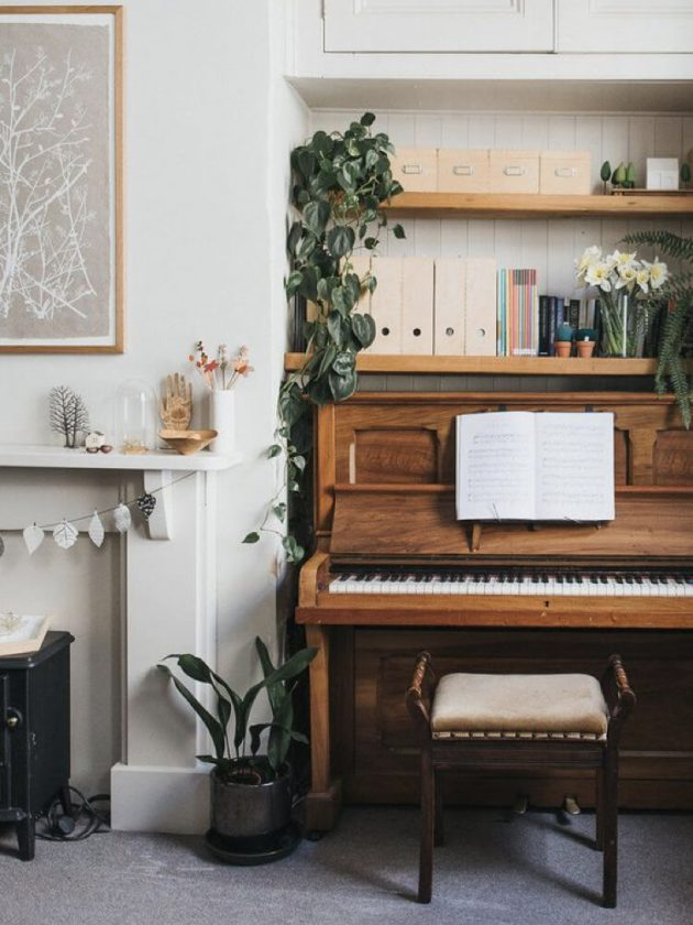 Decorate Your Interior With Musical Instruments