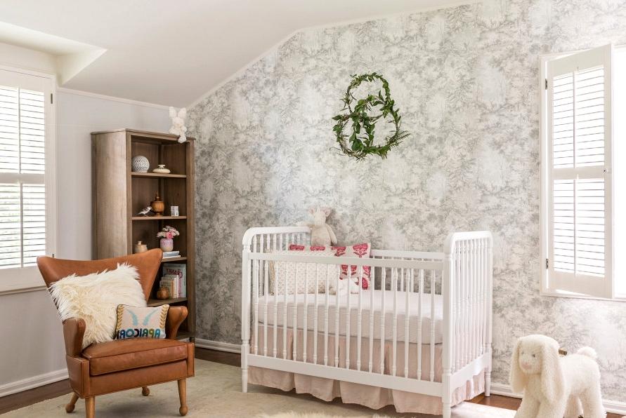 16 Lovable Conventional Nursery Inside Designs