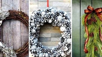 15 Magical Winter Wreath Designs To Hold After Christmas