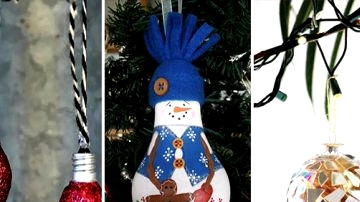 15 Good DIY Christmas Decoration Concepts To Craft For The Christmas Tree