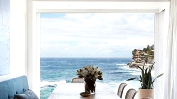 Residence iwith breathtaking views in Australia