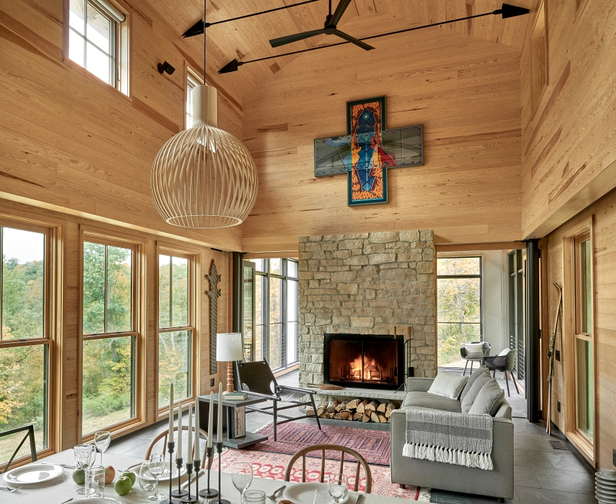 16 Stunning Farmhouse Living Room Designs That Will Make Your Jaw Drop