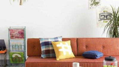 Mid-Century Colours in Your Inside