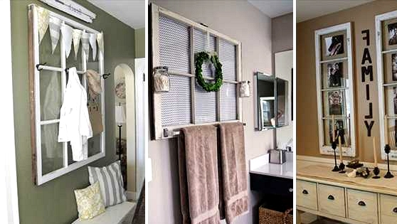15 Fabulous DIY Decor Concepts You Can Make With Repurposed Home windows
