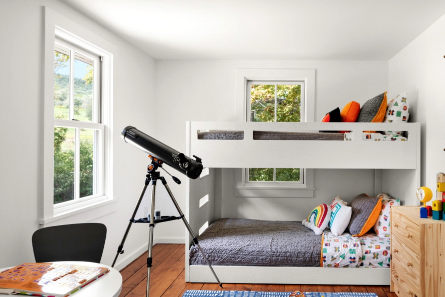 16 Wonderful Farmhouse Kids' Room Designs You Must See