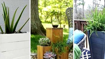 15 Gorgeous DIY Planter Designs You Can Make From Pallet Wooden