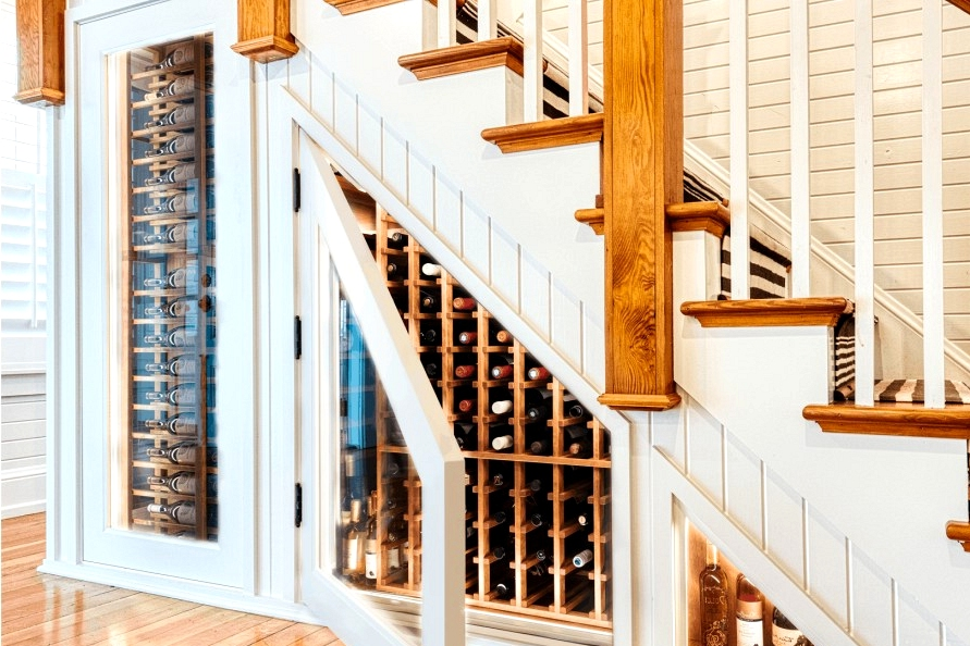 15 Graceful Farmhouse Wine Cellar Designs That Will Leave An Impression That Lasts