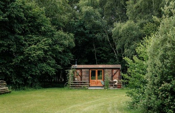 Rustic Cabins As Deco Inspiration!