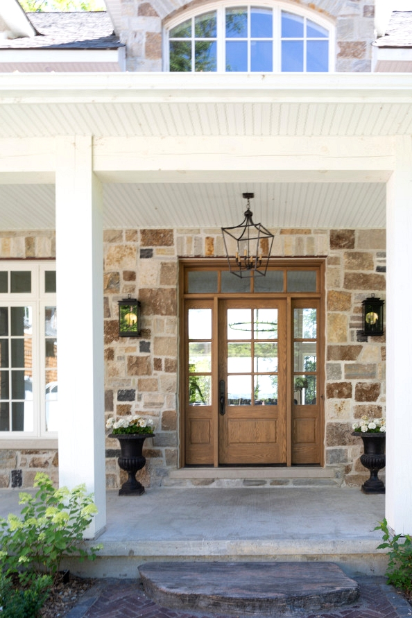 18 Interesting Farmhouse Entrance Designs You Ought to Get Concepts From