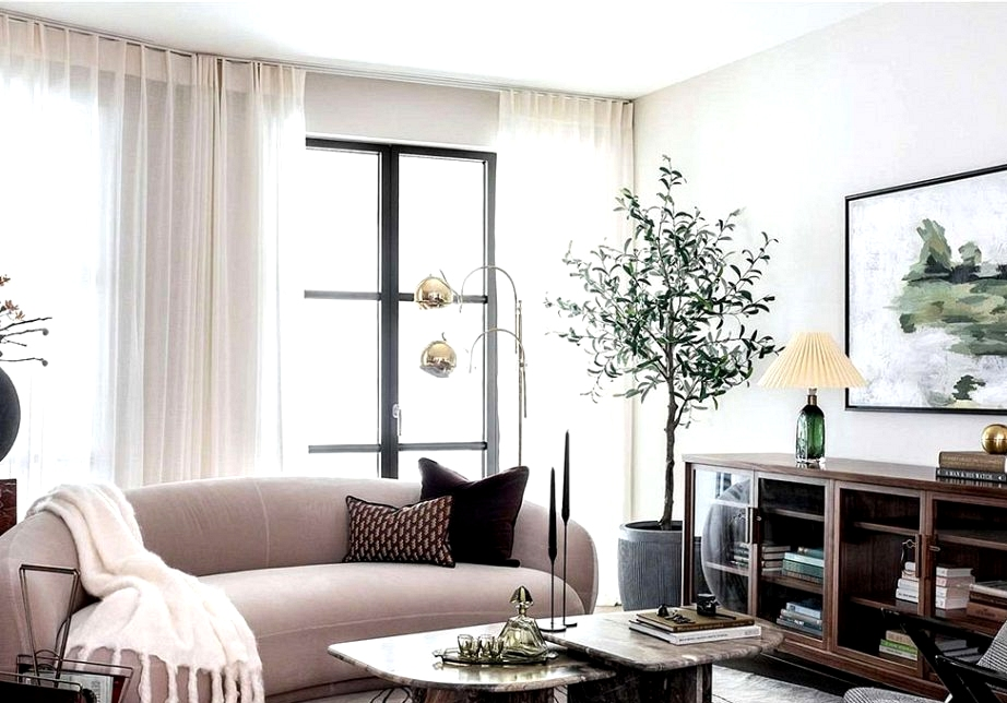 Fashionable and stylish condo in impartial tones in London