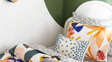 Colourful equipment for fashionable kidsrooms within the new Crate & Barell assortment