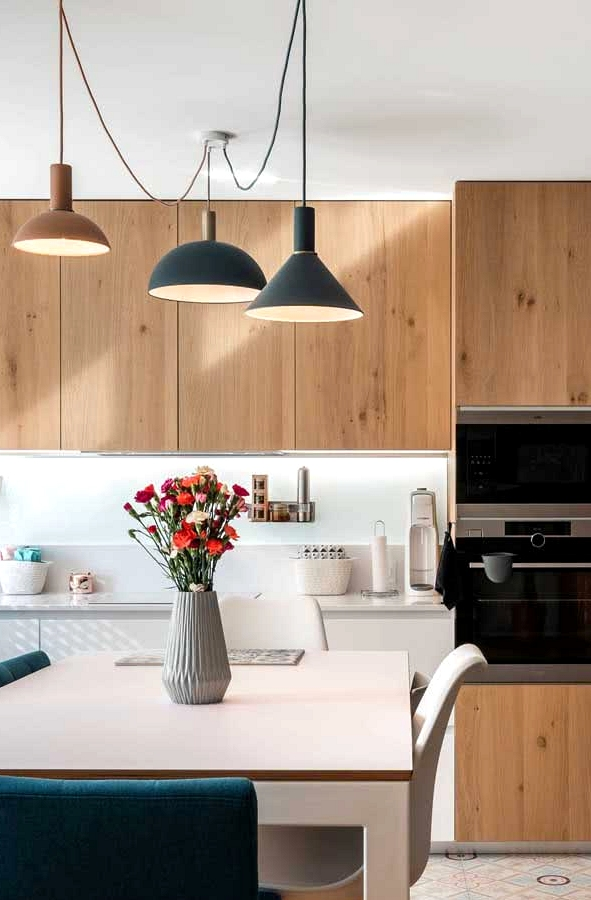 Benefits of Having A Wood Kitchen