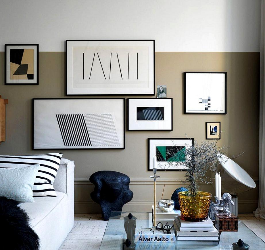 Moody condominium of Swedish stylist Sasha Antic