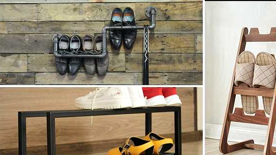 15 Easy Purposeful Shoe Storage Options For Your Lobby