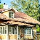 Lovely farmhouse in a Swedish village