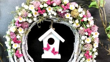 16 Enchanting Housewarming Wreath Reward Concepts