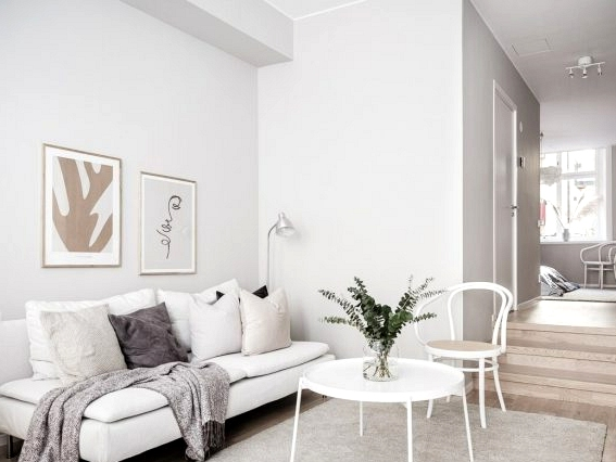Small Loft Apartment At Street Level You'll Love In A Moment