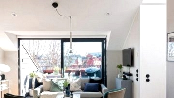 Fantastic Penthouse With Sunny Terrace