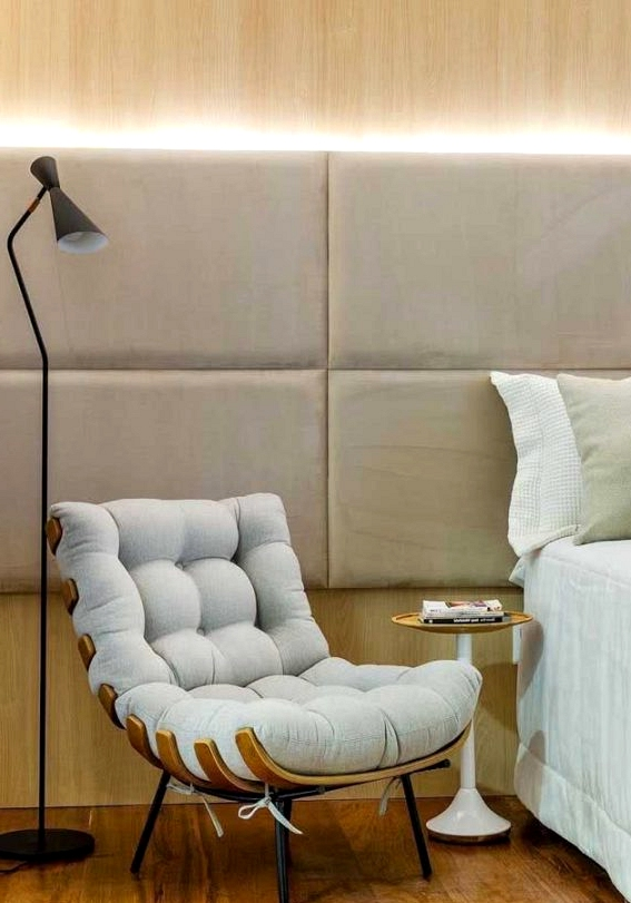 Rib Armchair And It's Practical Use