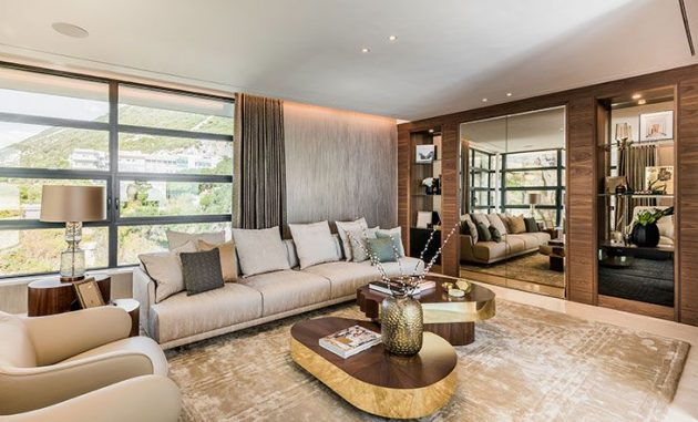 The Luxury Villa In The Gibraltar With Italian Artisan Design That Will Leave You Breathless