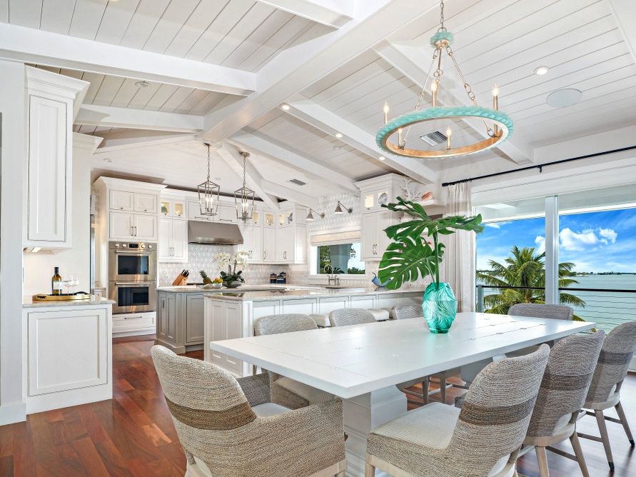18 Splendid Coastal Eating Room Designs You Are Going To Stand In Awe For