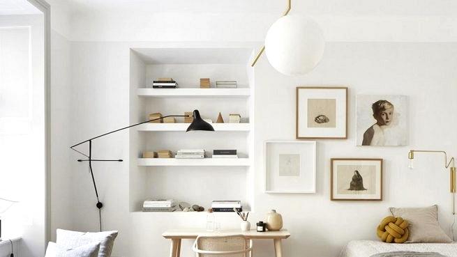 Cozy, elegant and trendy small condo in Stockholm (40 sqm)