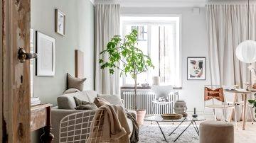 Cozy inexperienced condo with classic doorways in Goteborg (60 sqm)