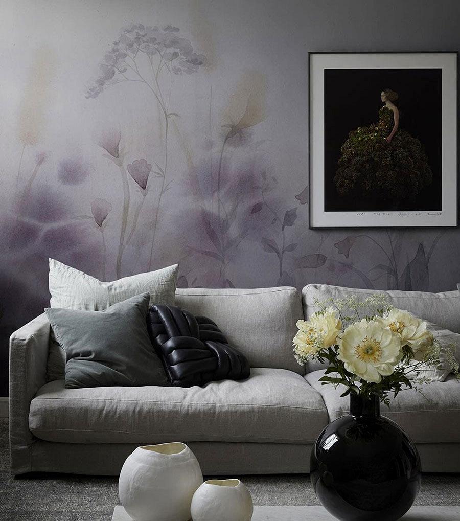Floral inspirations: pretty new prints in Sandberg's Kolonin assortment