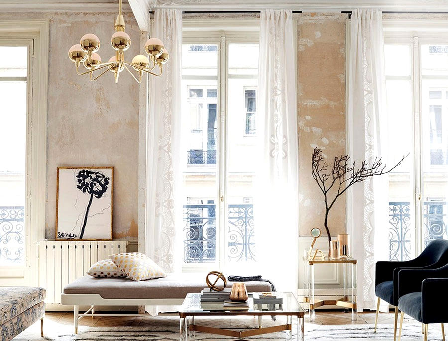 Grasp of inside ideas: work by well-known stylist Hans Blomquist