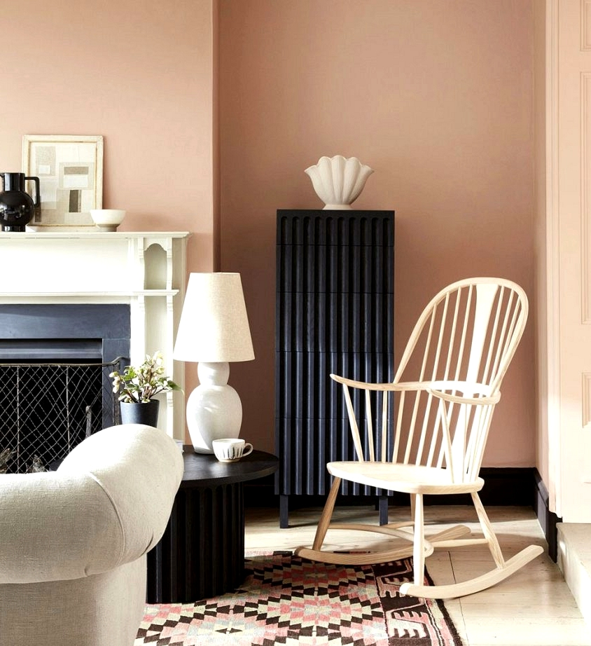 New shades in lovely palette Colors of England by Little Greene