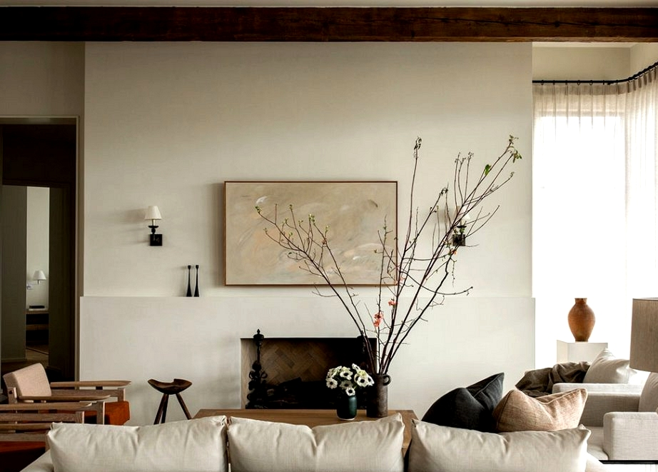 Refined design with refined style: interiors by Christina Cole