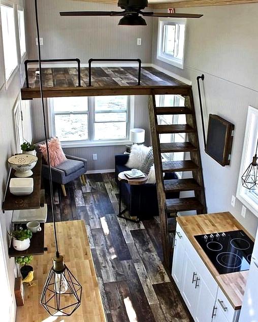23 Superior Tiny Home Inside Design Concepts