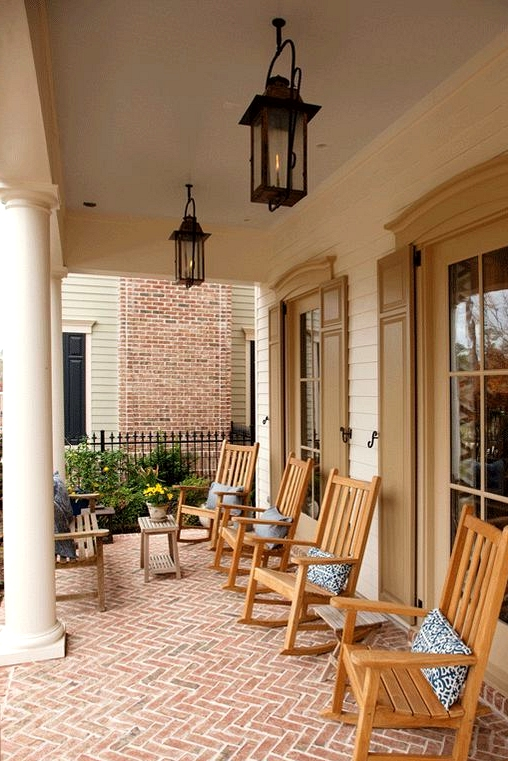23 Finest Brick Patterns Patio Concepts For Your Yard