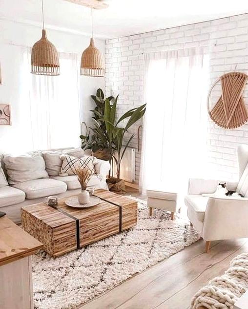 23 Farmhouse Dwelling Room Decor Concepts For Snug Enjoyable House