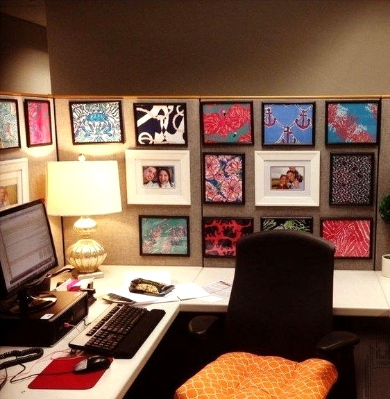 23+ Ingenious Cubicle Decor Concepts to Remodel Your Workspace