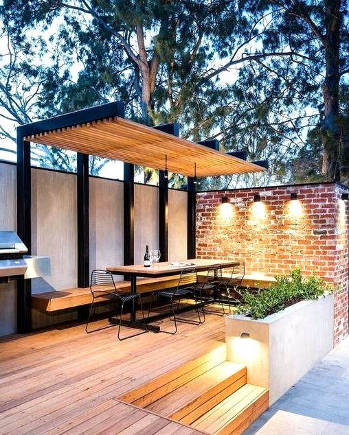 24 Superior Yard Patio Designs Concepts