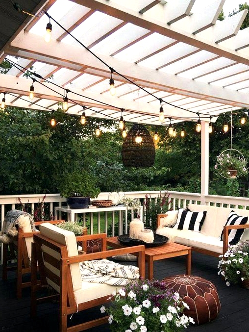 24 DIY Patio Furnishings Concepts that Are Easy