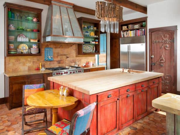 25 Concepts for Tuscan Model Kitchens in 2020