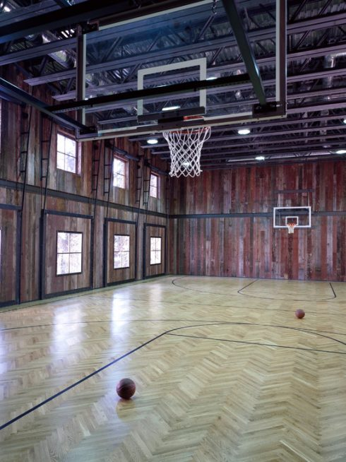 Basketball Court Ideas for home