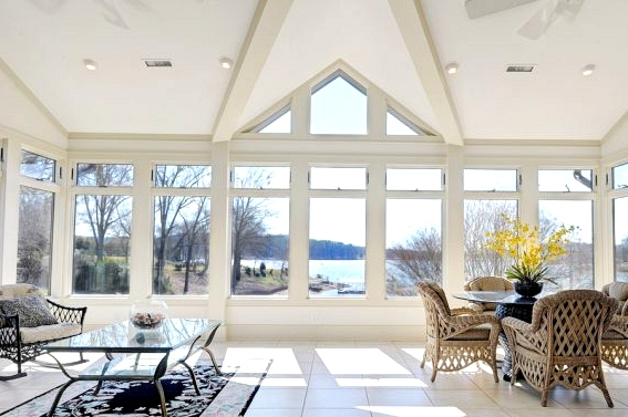 Best Flooring for a Sunroom