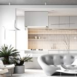 Cool Neutral Interiors With Distinctive Statement Furniture