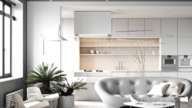 Cool Impartial Interiors With Distinctive Assertion Furnishings