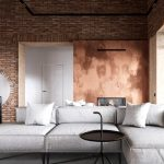 Copper Infused Industrial Style Home