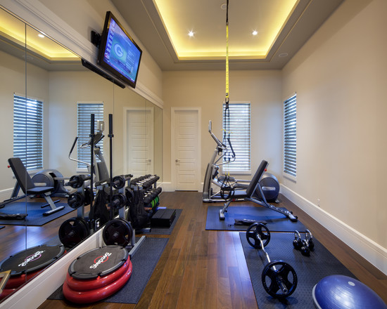 Multipurpose Modern Home Gym