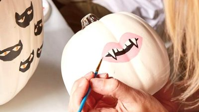 No Carve Pumpkin Adorning Concepts You Want To Strive This Fall