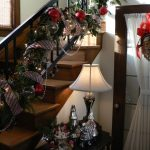 Staircase Design Idea for Christmas