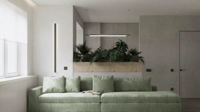 Stepping Softly Into Inexperienced House Interiors Underneath 90sqm (With Ground Plans)