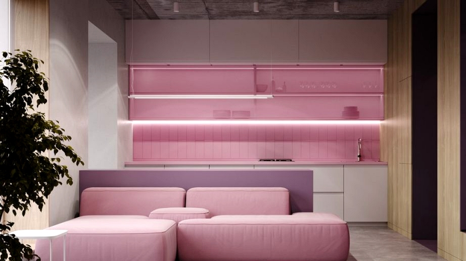 Taking Pink And Purple Inside Design From Chic To Outrageous!