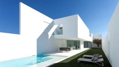 The Simplistic Luxurious Of Spanish Minimalism